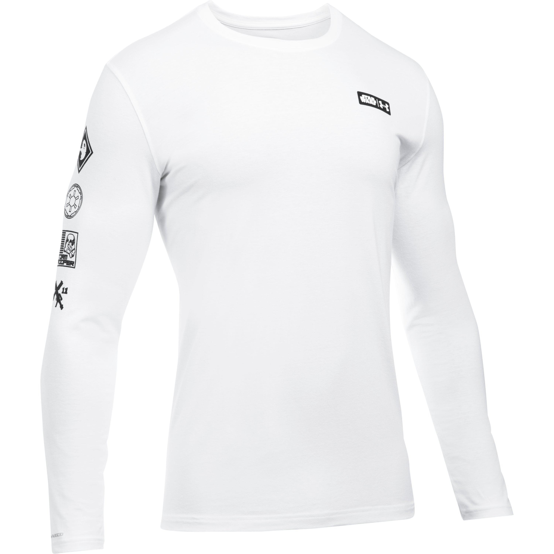 Lyst - Under Armour Men s Ua Star Wars Trooper Long Sleeve T-shirt ... 01b21b119