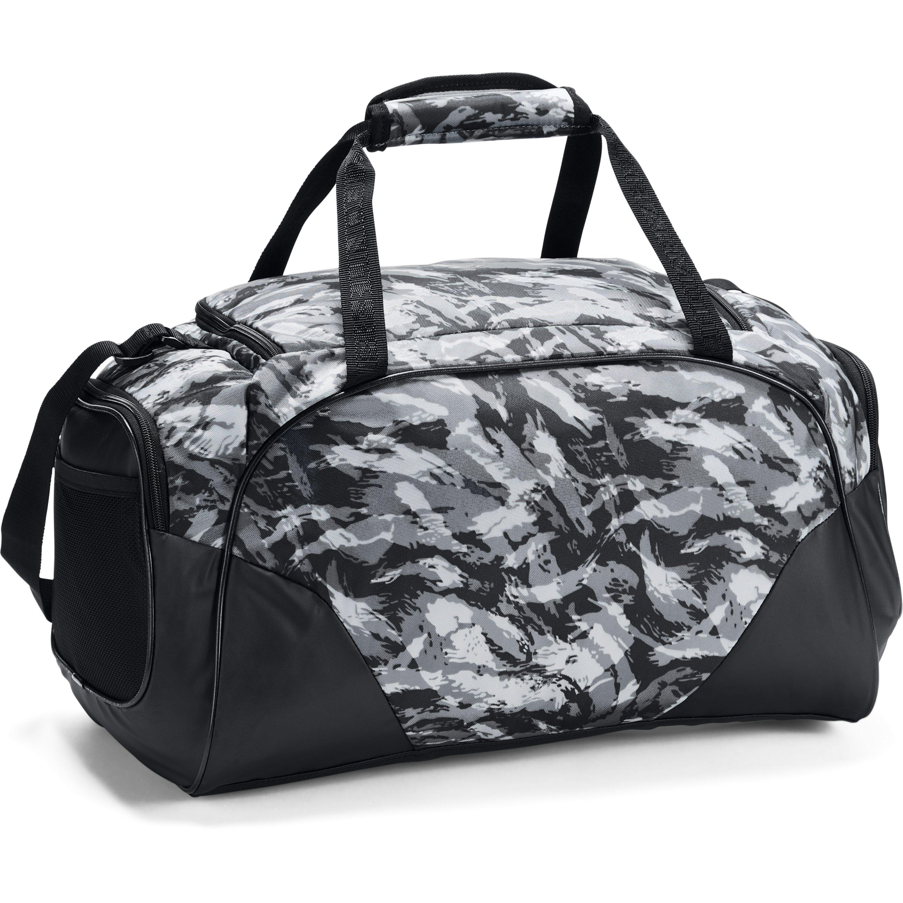 Lyst - Under Armour Undeniable 3.0 Small Duffle Bag in Black for Men 23e84a6f41895
