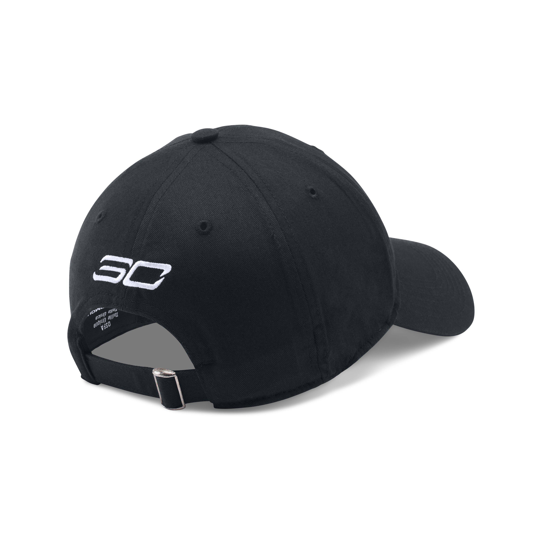 c9186956343 Lyst - Under Armour Men s Sc30 Dad Cap in Black for Men