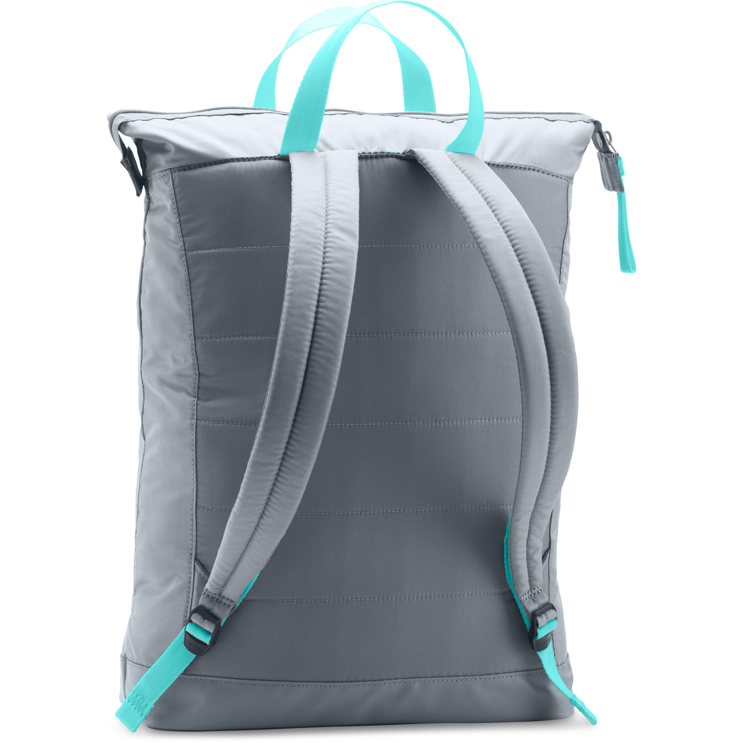52076d4bc9 Lyst - Under Armour Women s Ua Multi-tasker Backpack in Blue