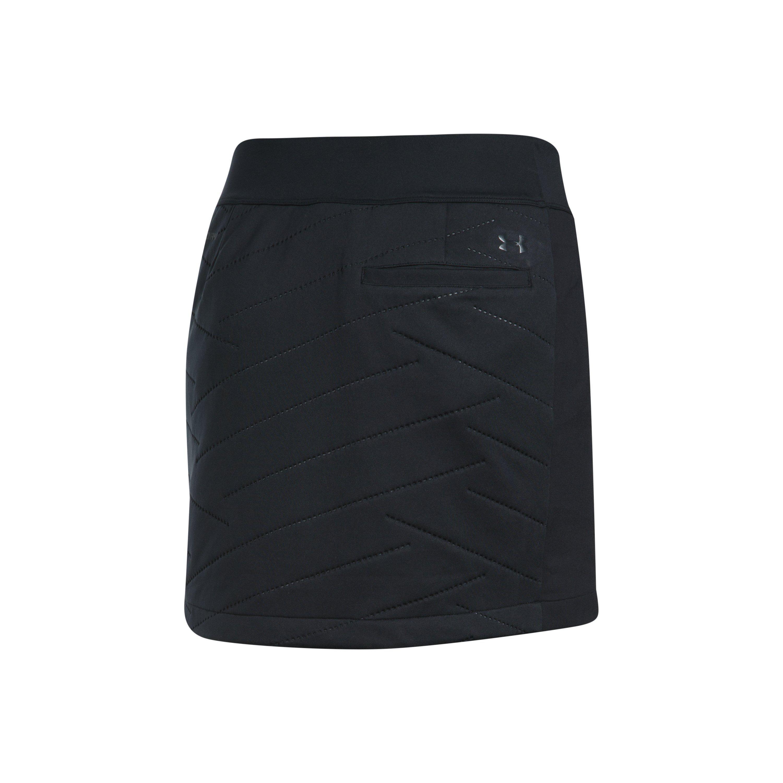 59846cc834 Under Armour Women's Coldgear® Reactor Skirt in Black - Lyst