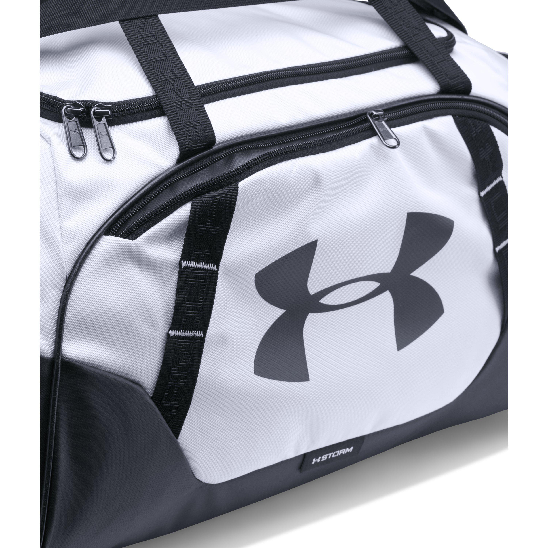 2b24e345c Under Armour - Black Men's Ua Undeniable 3.0 Small Duffle Bag for Men - Lyst