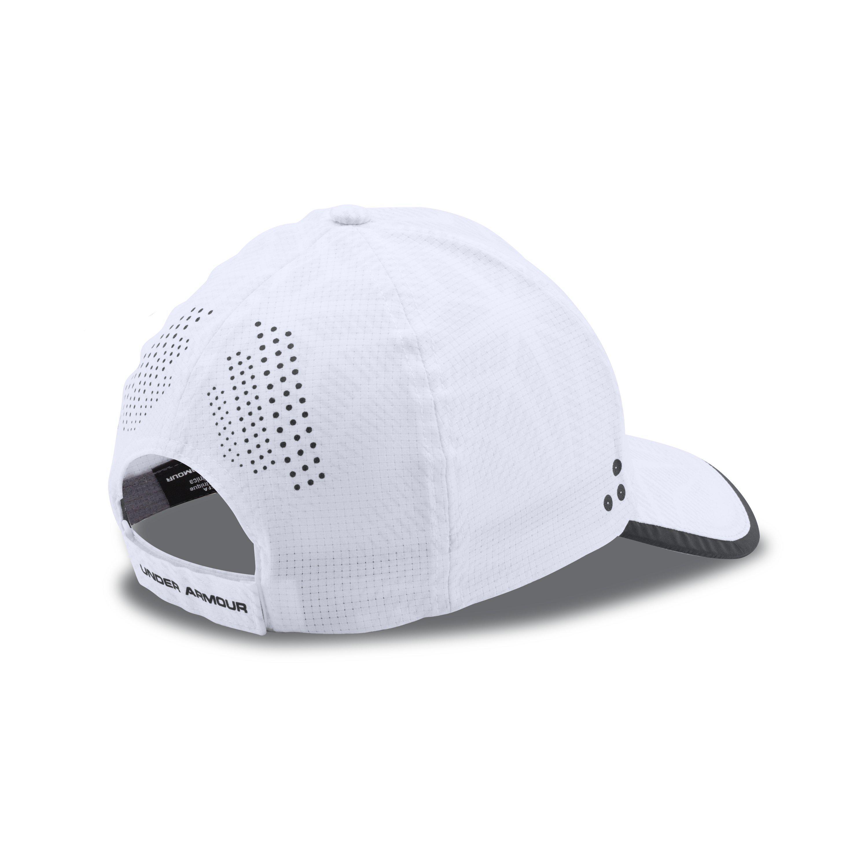 097c5895454 Lyst - Under Armour Men s Ua Flash Armourventtm 2.0 Cap in White for Men