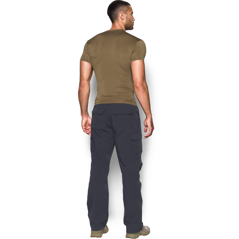 Under Armour Heatgear Tactical Short Sleeve T Shirt