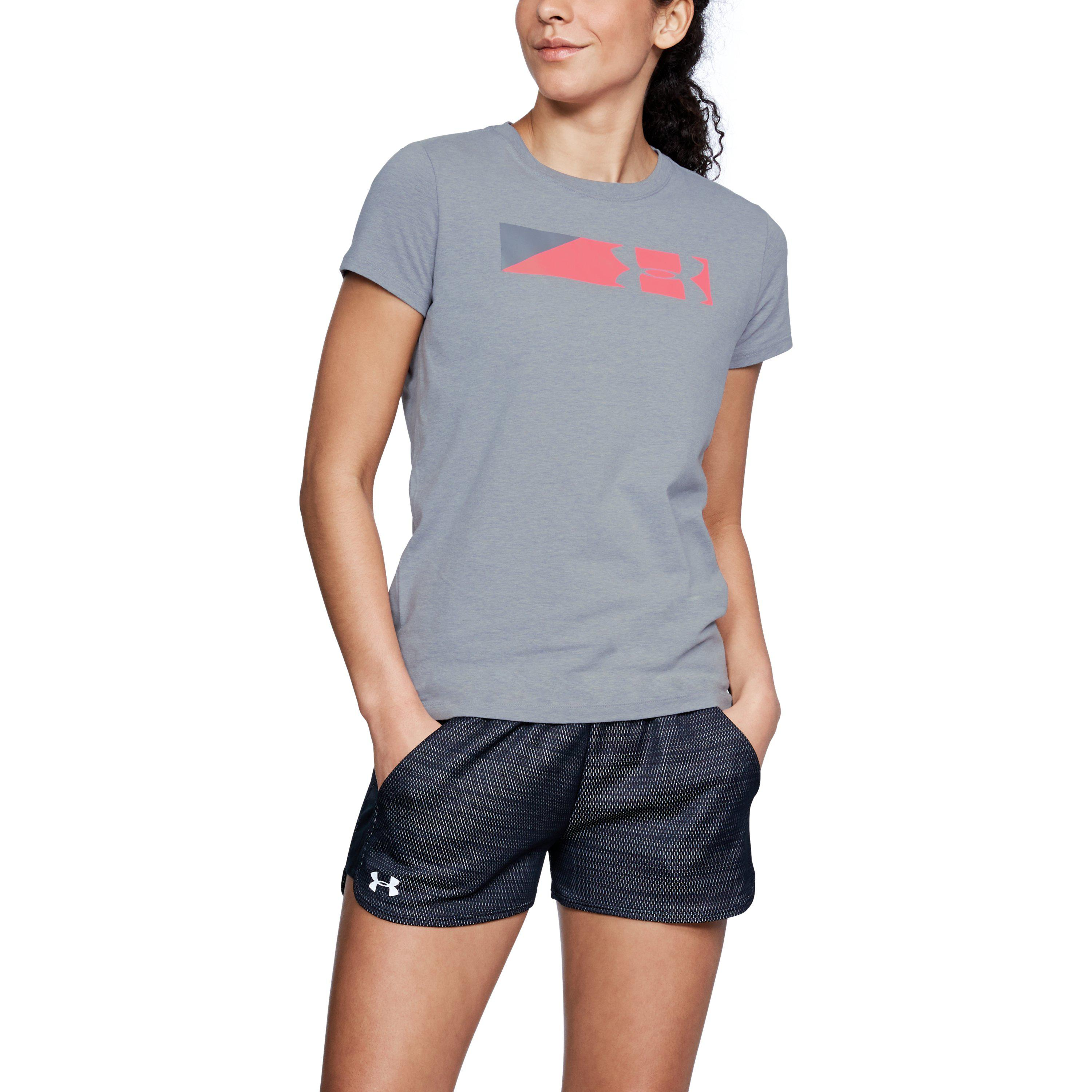 Cheap Looking For Under Armour Women's UA Sportstyle Branded Graphic T-Shirt Discount Visa Payment Discount Reliable Marketable For Sale BpoD3