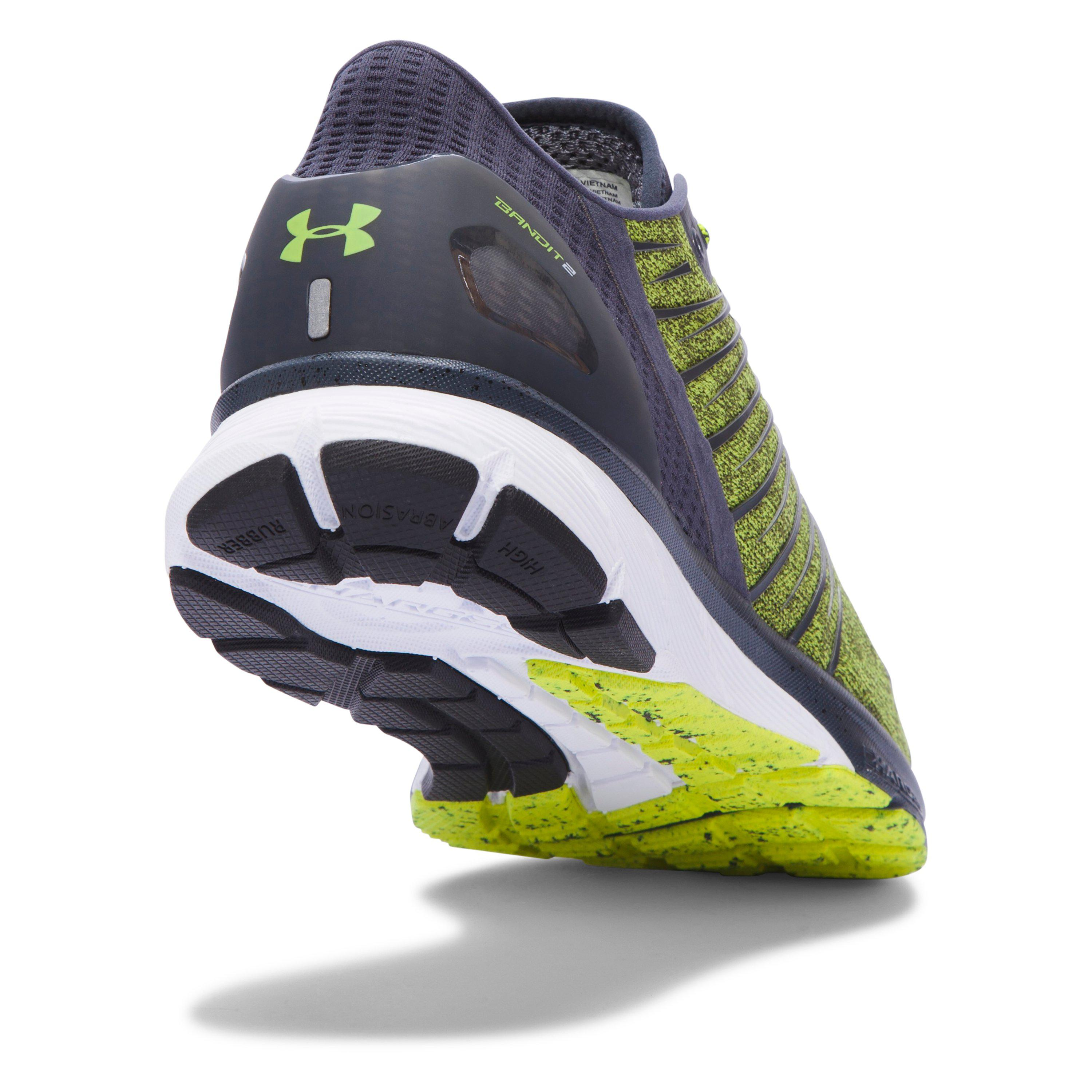 091a060c306 Lyst - Under Armour Men s Ua Charged Bandit 2 Xcb Running Shoes for Men