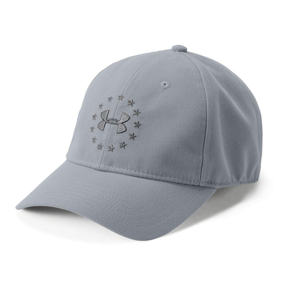 1eb3c84e844 Lyst - Under Armour Freedom 2.0 Cap in Gray for Men
