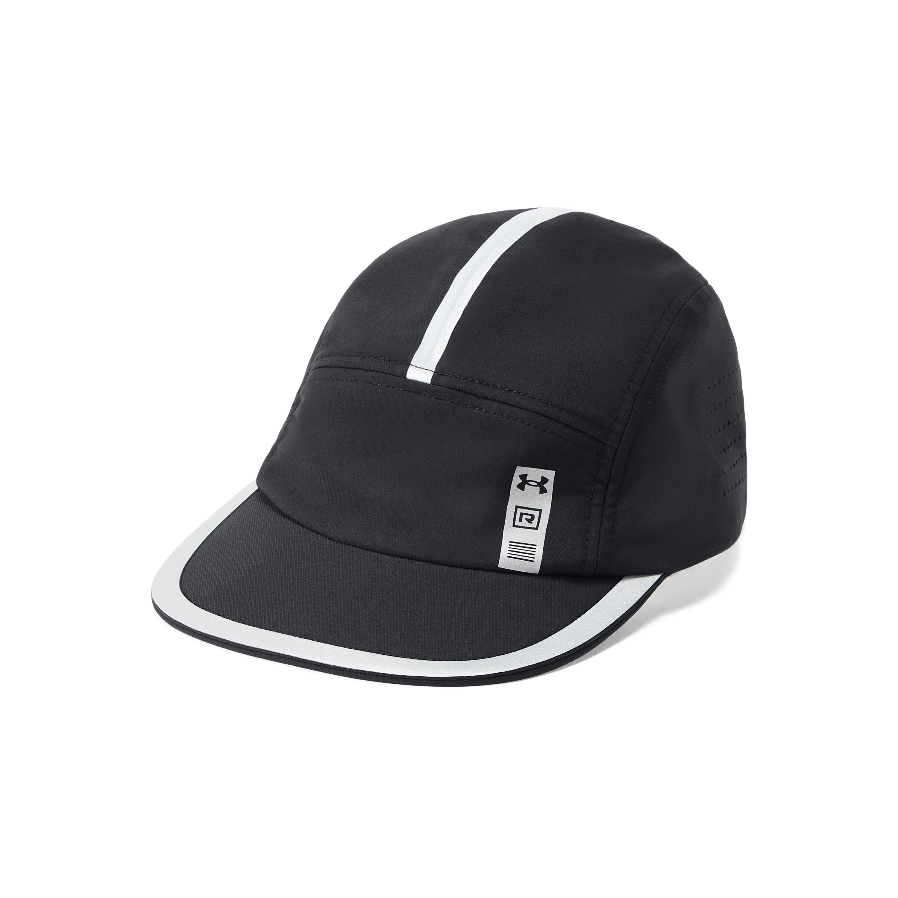 quality design 6dd75 76d77 ... ireland lyst under armour mens ua threadborne run crew cap in black for  men 46e94 5fa1f