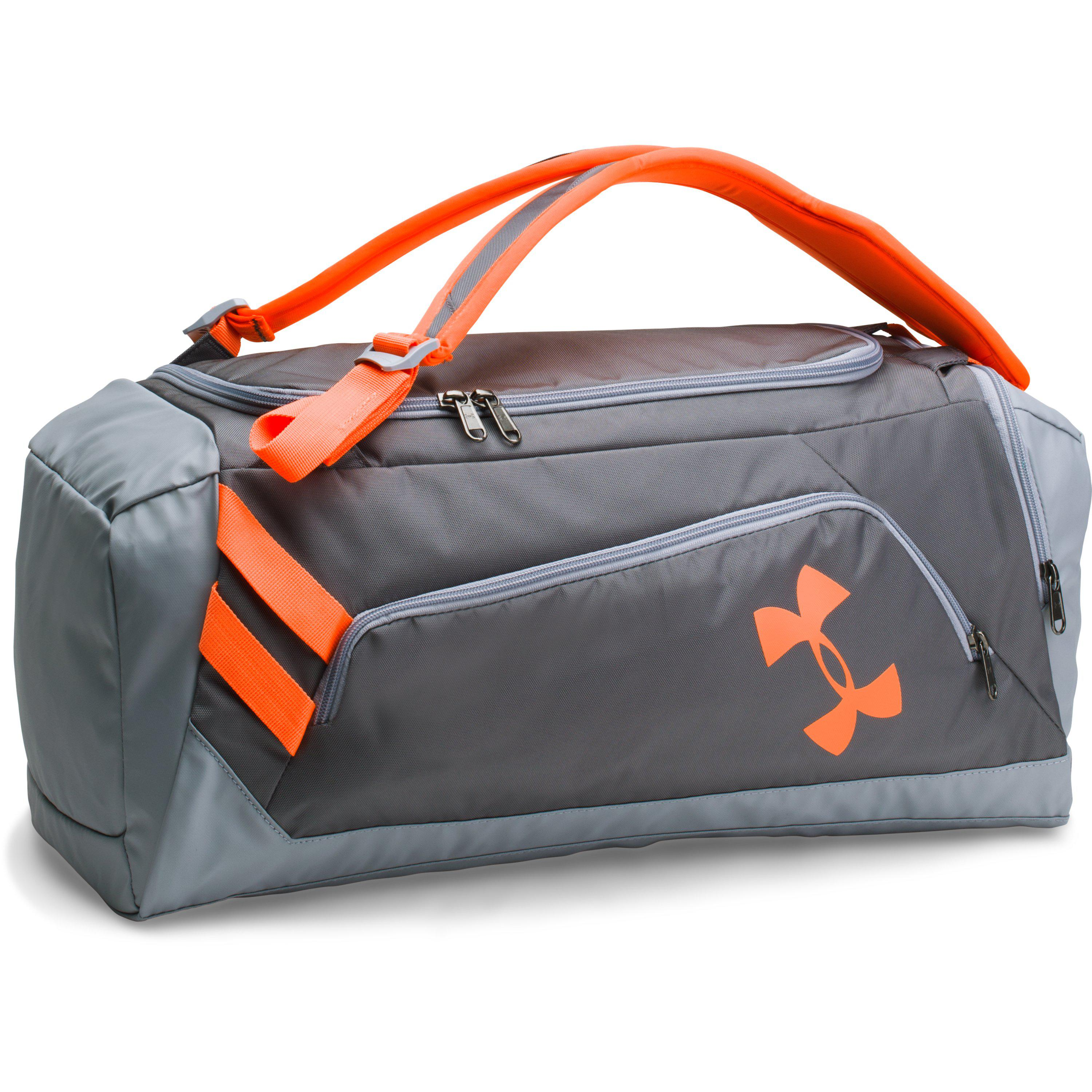 243242bcd9 Lyst - Under Armour Ua Storm Undeniable Backpack Duffle — Small in Gray