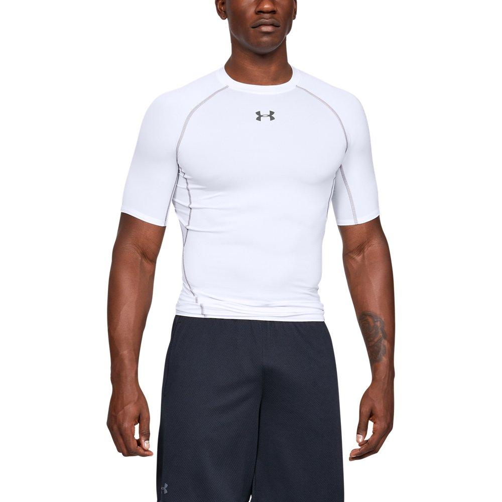 94bfda3fa Under Armour Mens Heatgear Fitted Long Sleeve Compression Shirt ...