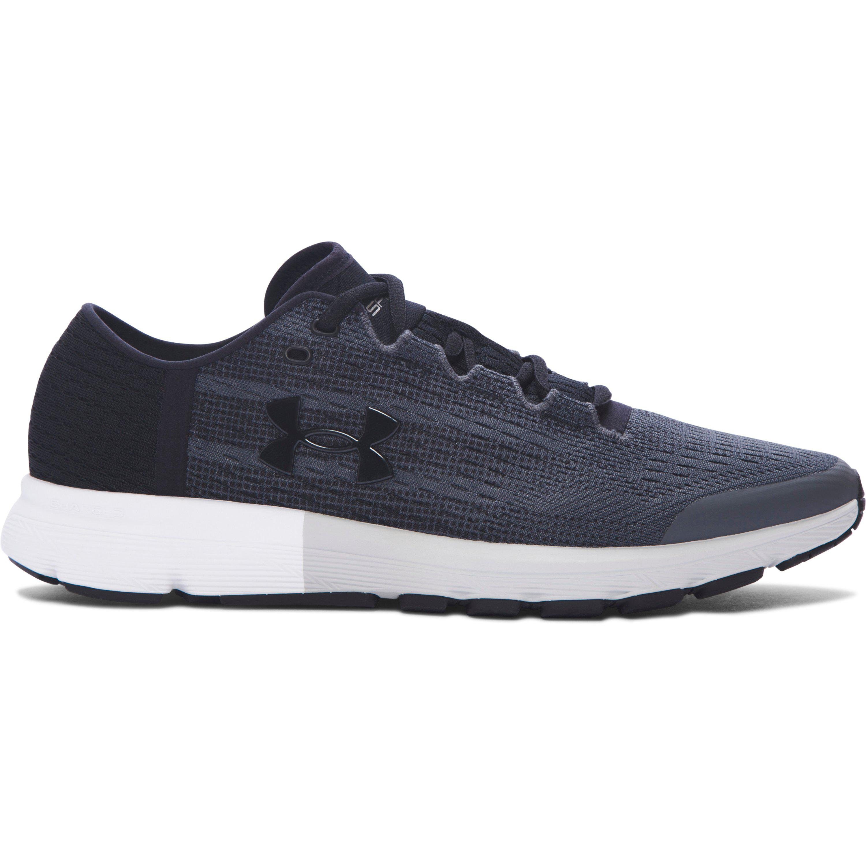 Under Armour. Gray Men's Ua Speedform® Velociti Running Shoes