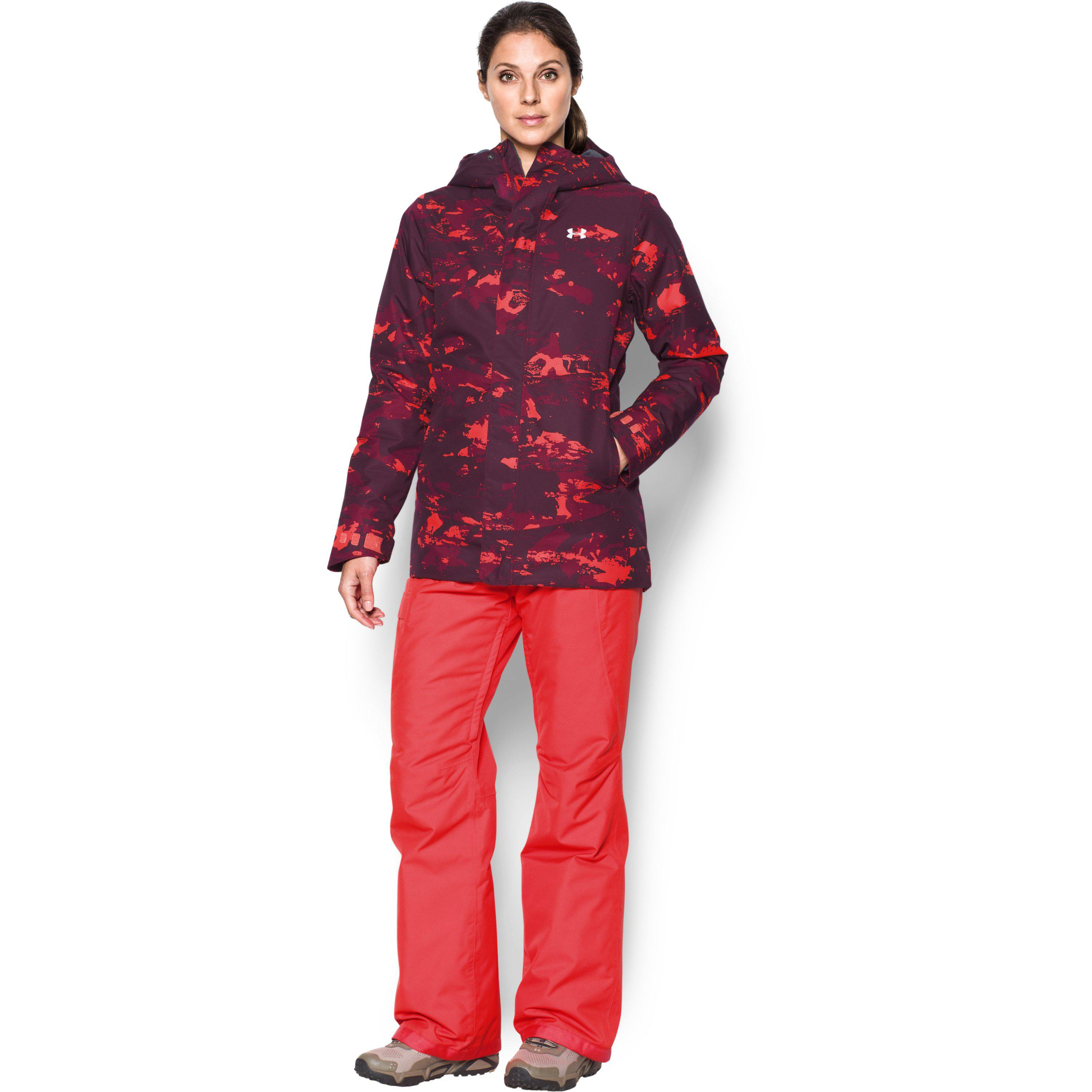 cf5fd5e8c Under Armour Women's Coldgear® Infrared Powerline Insulated Jacket ...