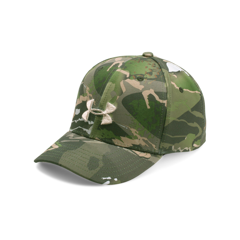 f3642b71e57 ... low price lyst under armour womens ua camo cap in green f7a06 d5ba5