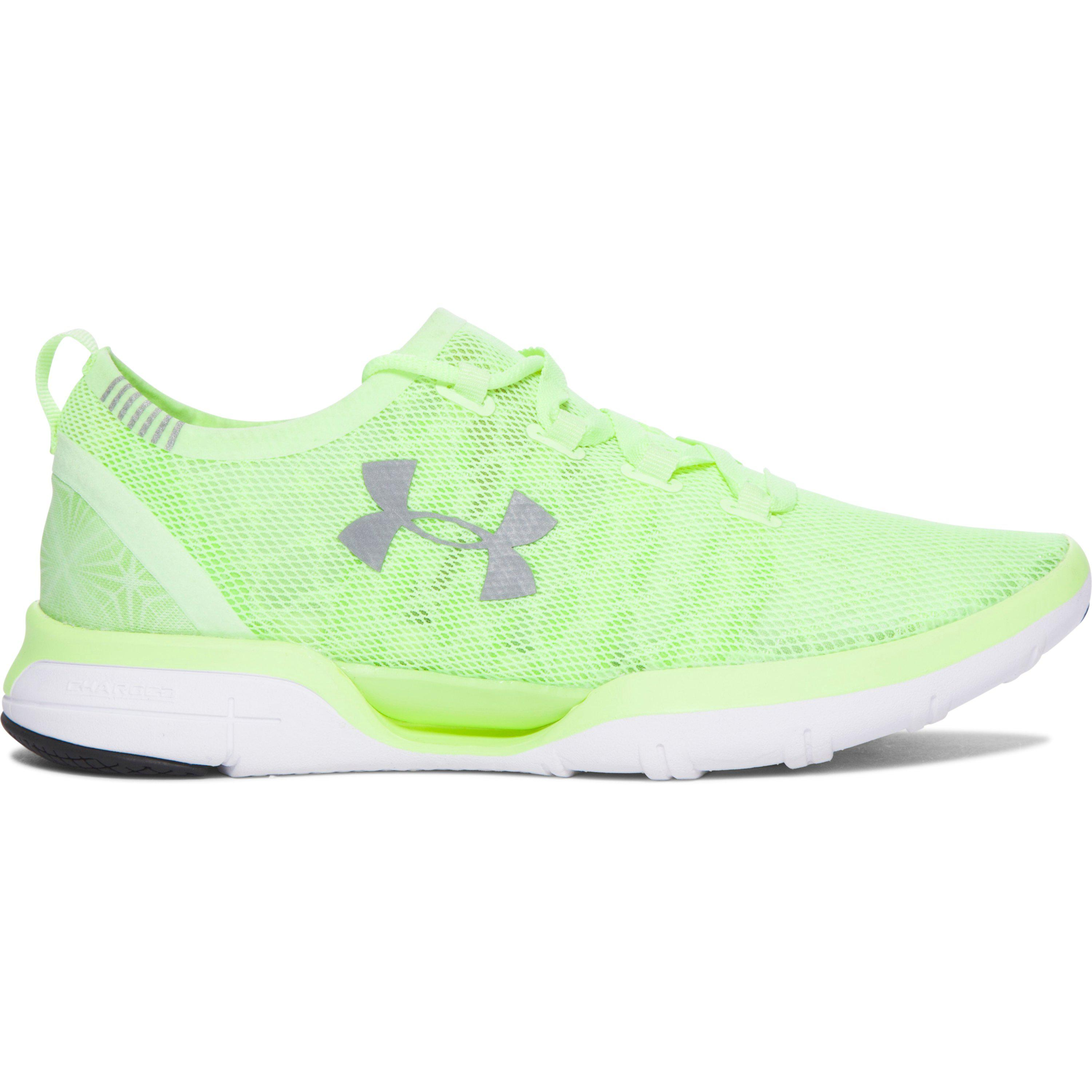 ... b03b6 a6c83 Lyst - Under Armour Womens Ua Charged Coolswitch Running  Sho designer fashion 8f3e24fb2