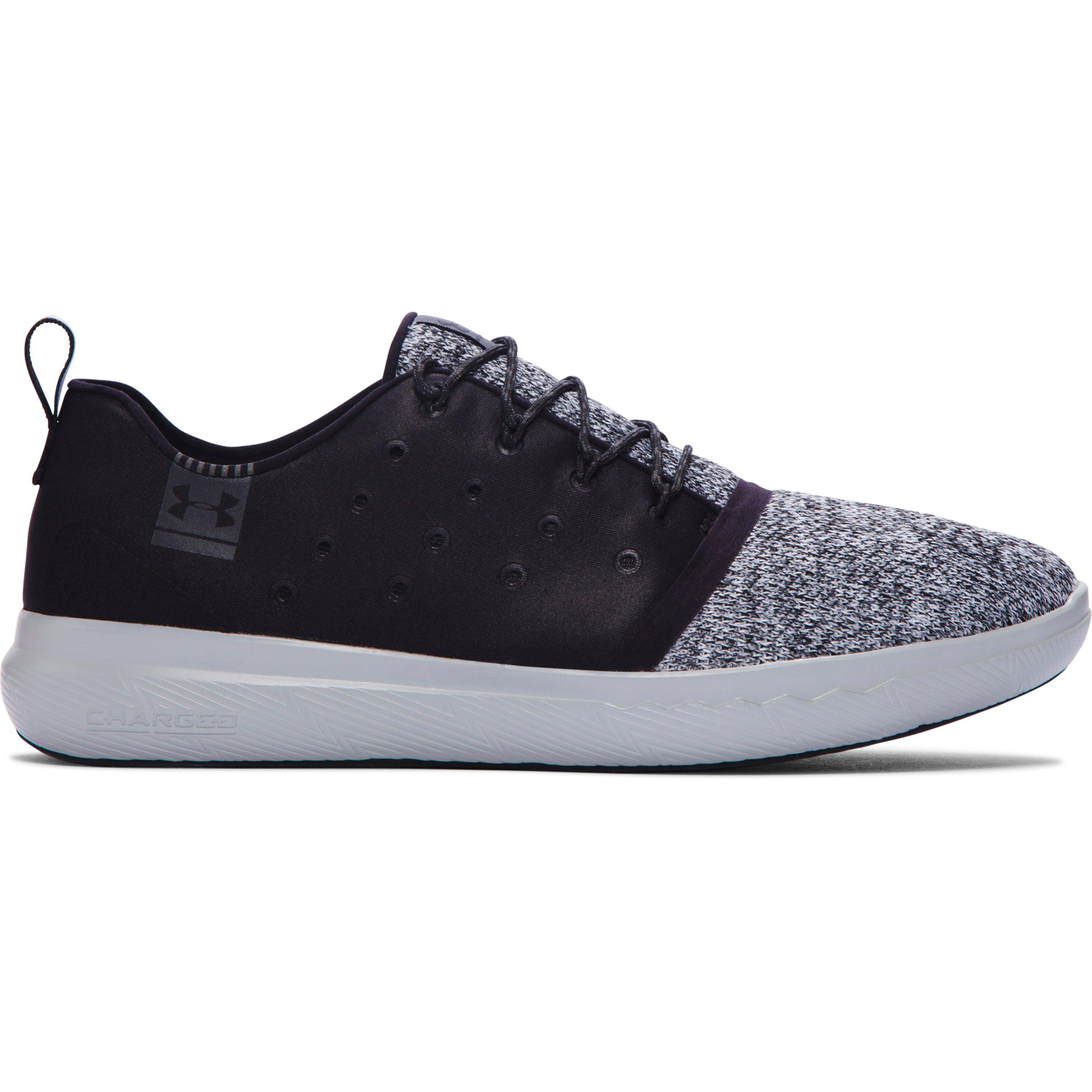 Under Armour. Purple Men's Ua Charged 24/7 Low Running Shoes