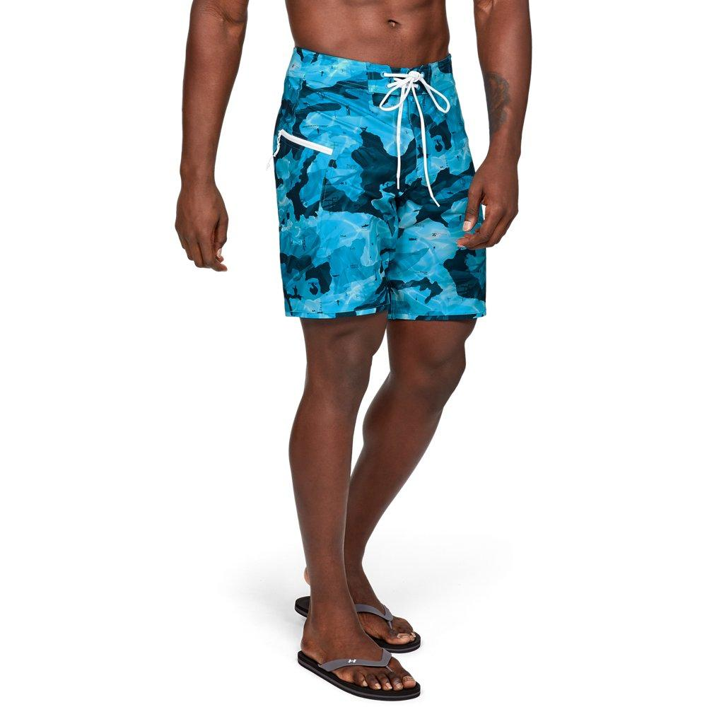 a9d9e69a709cc Under Armour Tide Chaser Board Shorts in Blue for Men - Save 25% - Lyst