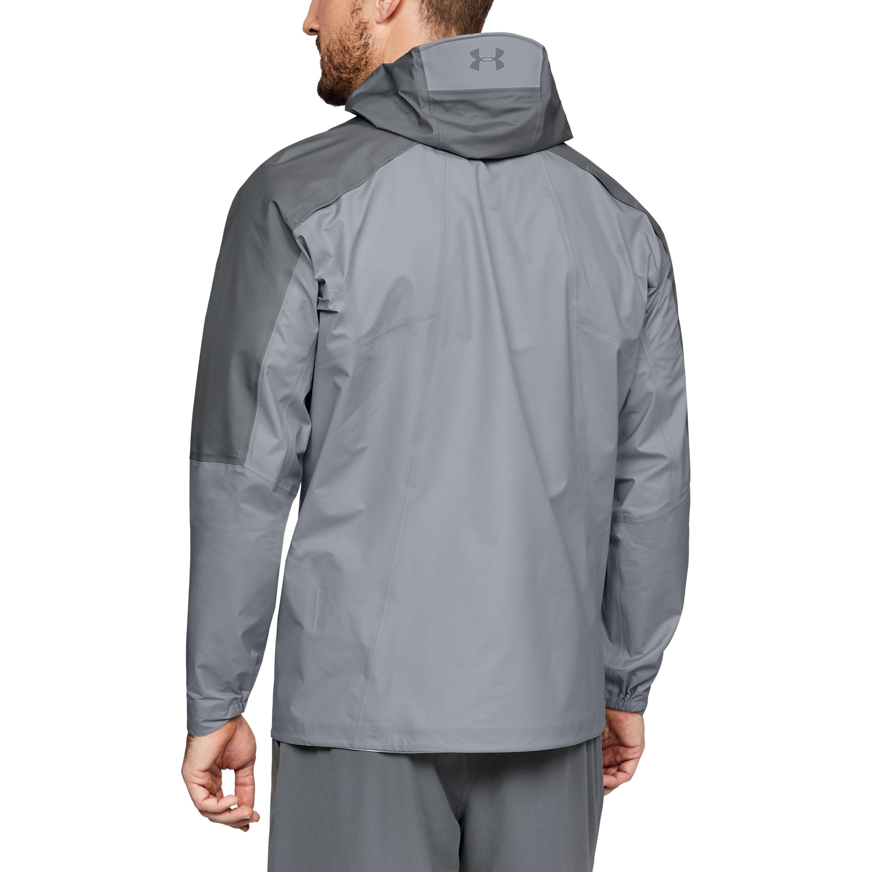 f0602042e Under Armour Men's Ua Atlas Gore-tex® Active Jacket in Gray for Men ...