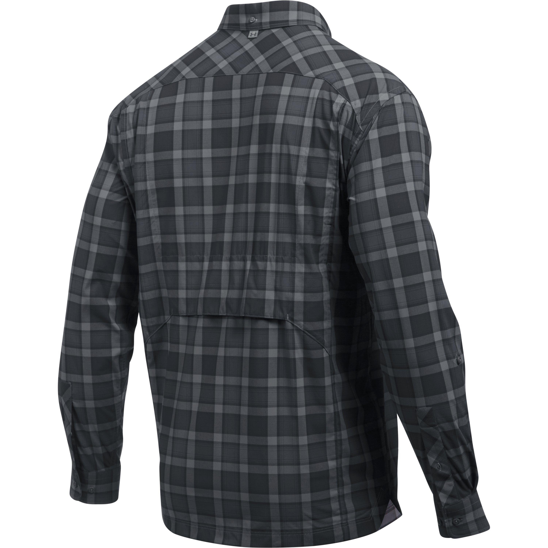 346a69121c7e Mens Under Armour Long Sleeve Fishing Shirt - Nils Stucki ...