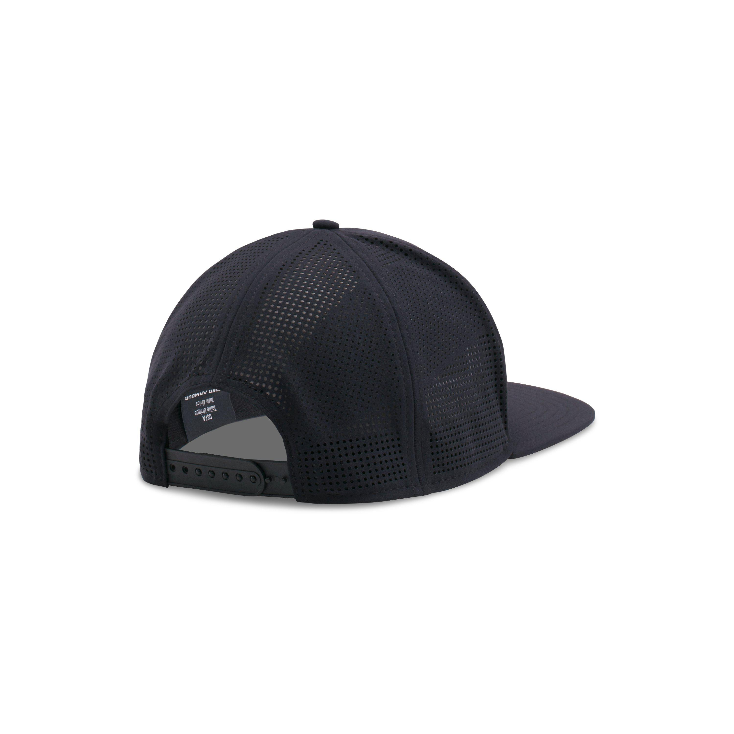 f855cb868b0 Lyst - Under Armour Ua X Project Rock Supervent Snapback Cap in ...