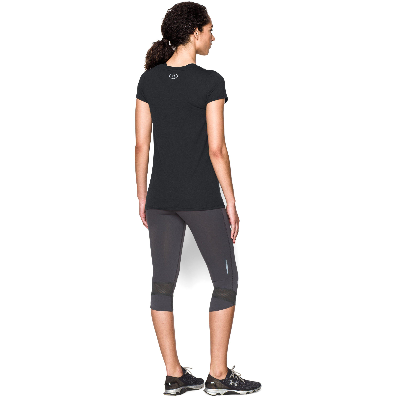 43104ba1 Under Armour Women's ® Alter Ego Wonder Woman Foil Logo T-shirt in ...
