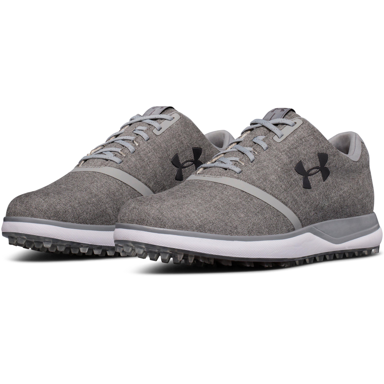 ea4bcfd8ceb81d Under Armour Men's Ua Performance Sl Sunbrella® Spikeless Golf Shoes ...