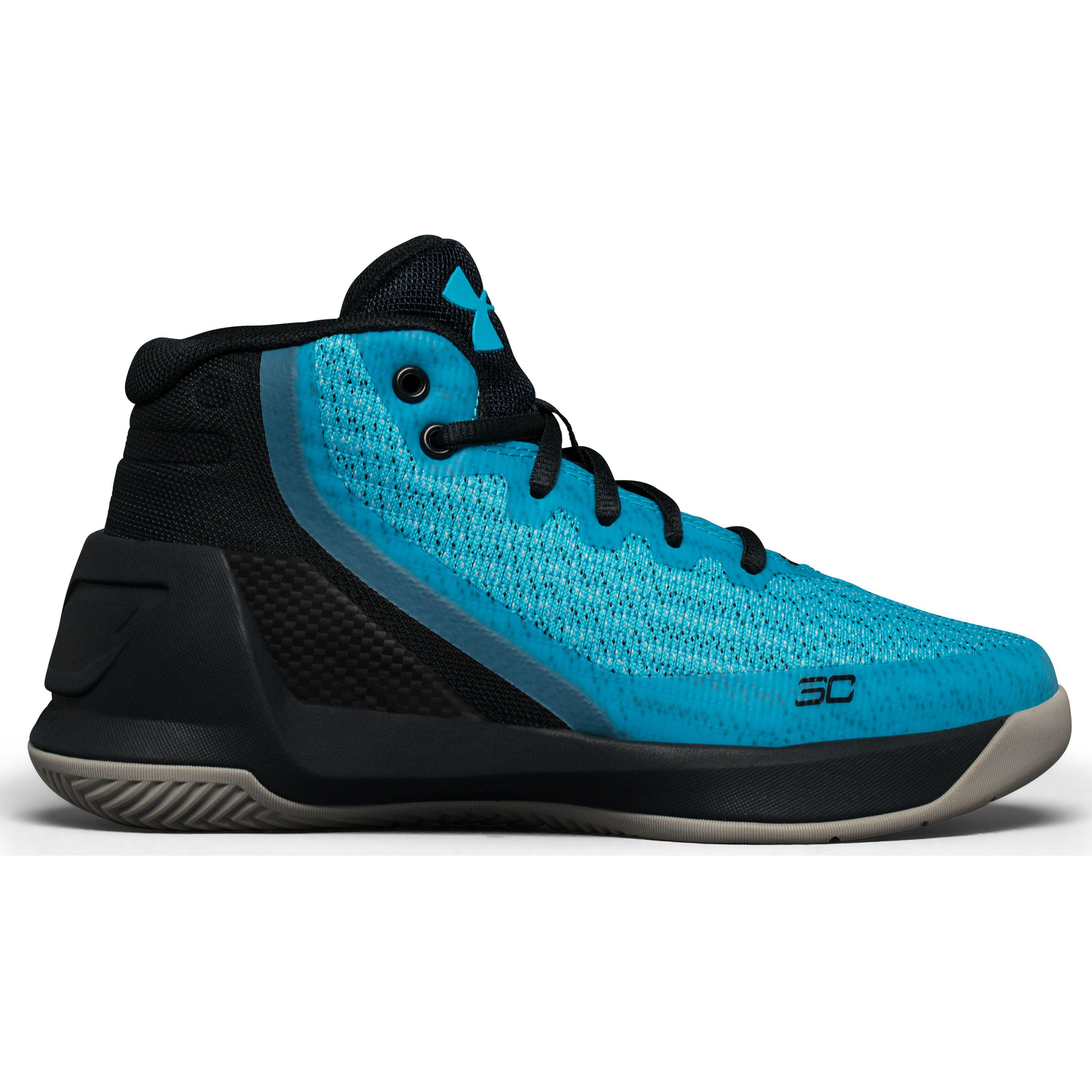 351b00cd89e Under Armour Pre-school Ua Curry 3 Basketball Shoes in Blue for Men ...