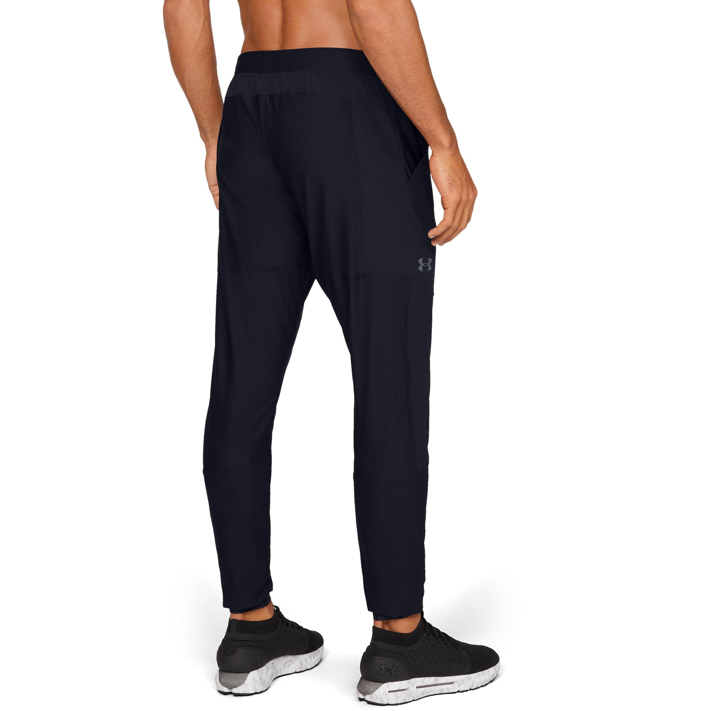 e0164abc3 Under Armour Men's Ua Vanish Hybrid Pants in Black for Men - Lyst