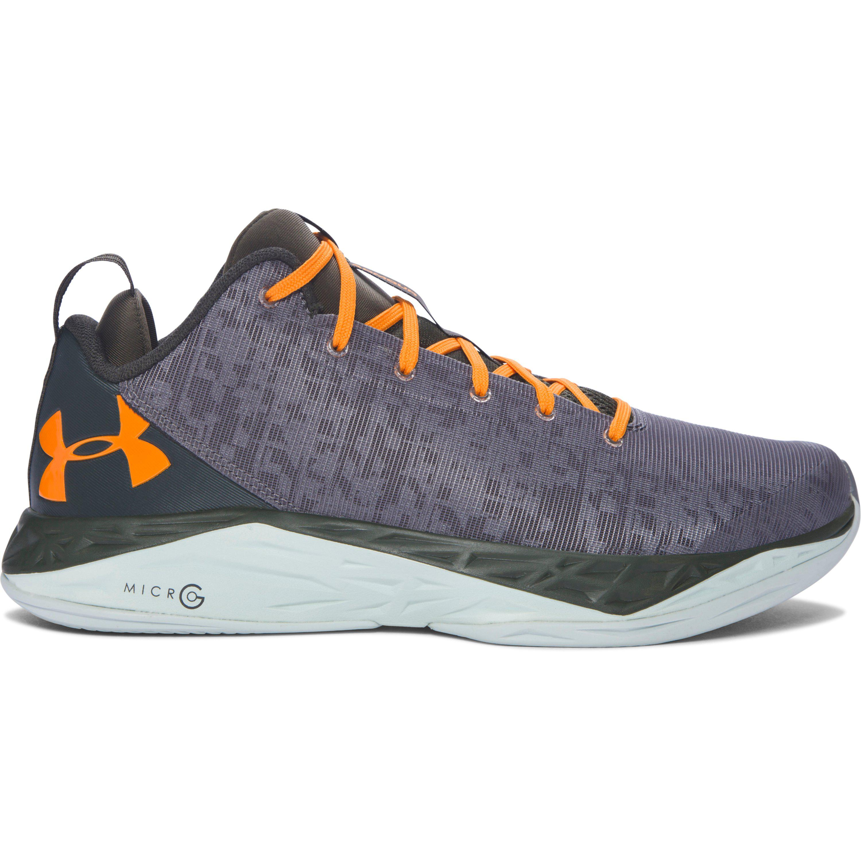 e4b1950dd25c Lyst - Under Armour Men s Ua Fireshot Low Basketball Shoes for Men