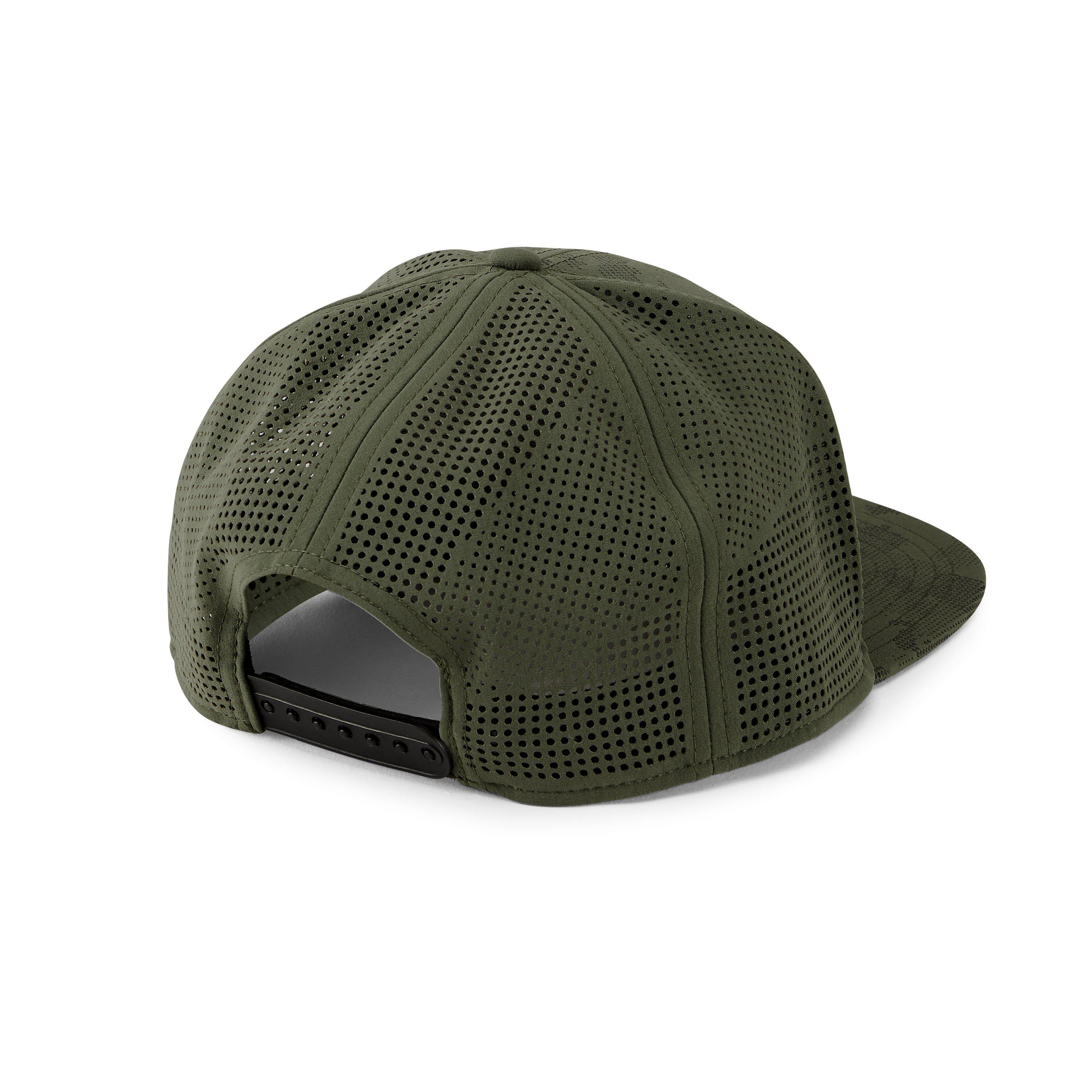 ed5ace1c623 ... canada under armour ua x project rock supervent snapback cap in green  for 35e17 8fbaf