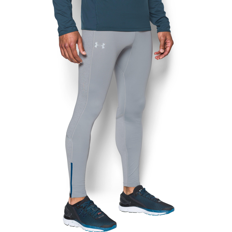 537b4bf585 Under Armour Men's Ua No Breaks Coldgear® Infrared Run Leggings for ...