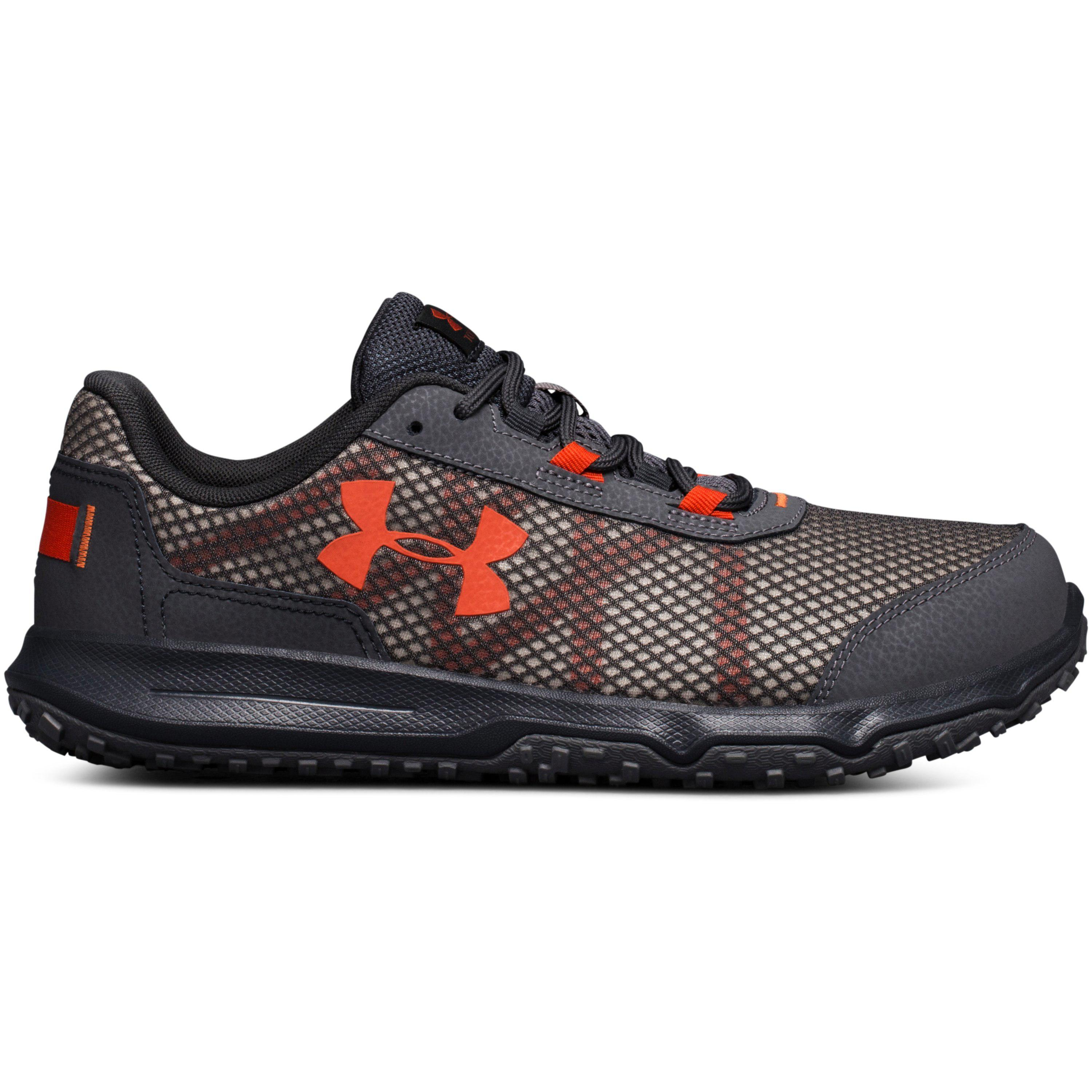 d0f65cde4f25 Under Armour Men s Ua Toccoa – Wide (4e) Running Shoes in Gray for ...
