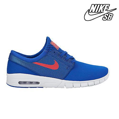 1d979d0ae2 Nike | Blue Janoski Max Game Royal/ Punch 631303-461 for Men | Lyst. View  Fullscreen