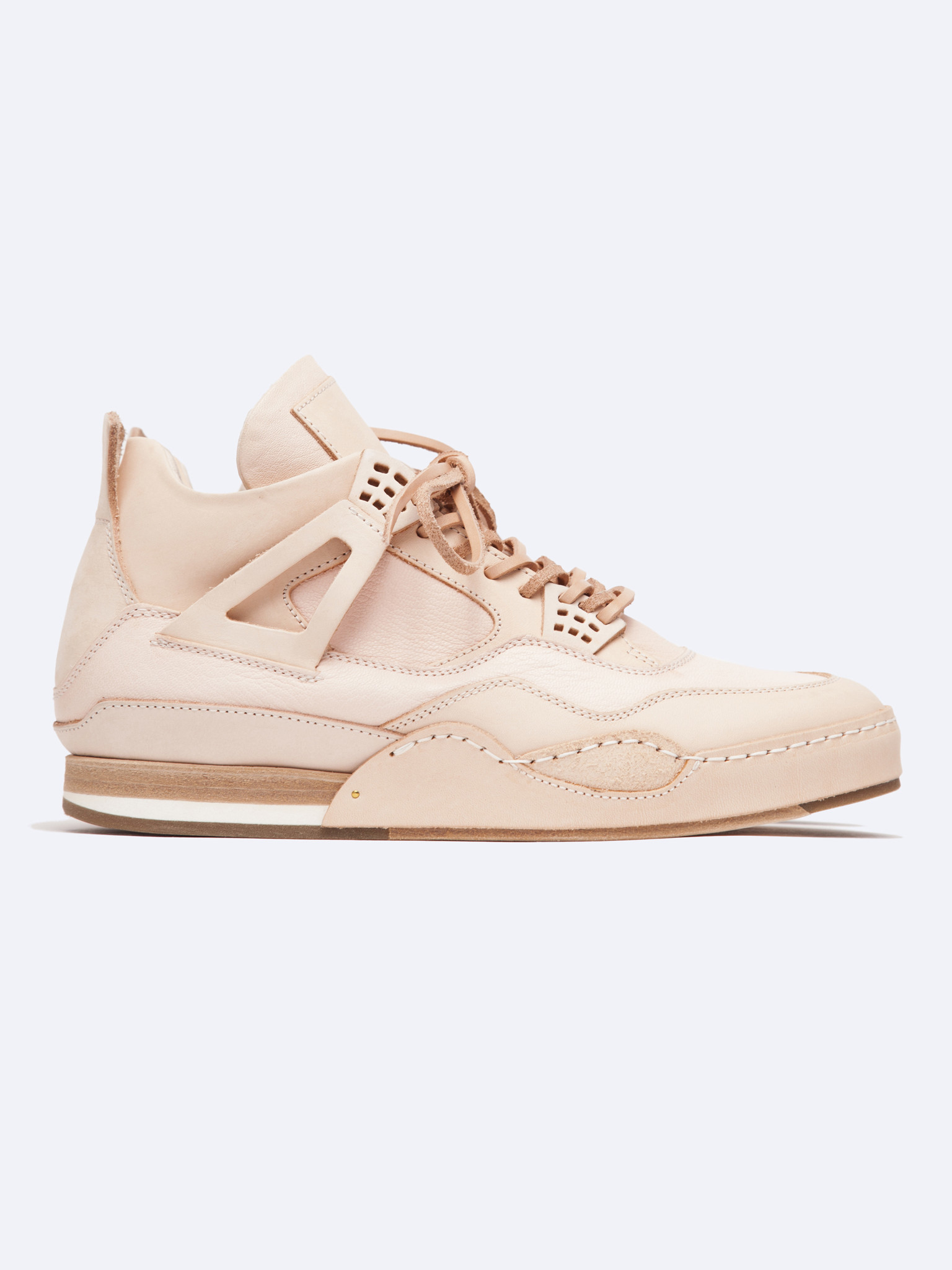 Beige Manual Industrial Products 02 Sneakers HENDER SCHEME NMiDDl5