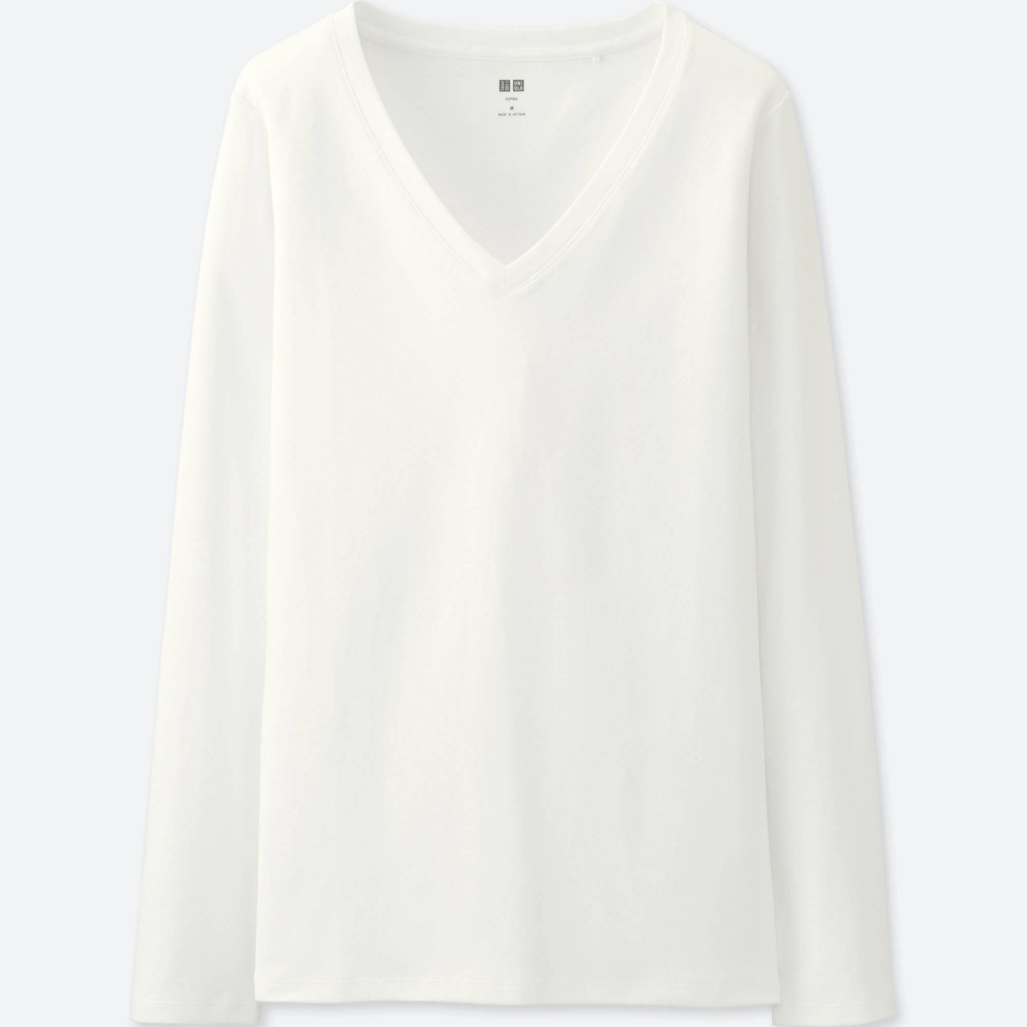 cb3cc6323c6f1 Womens Pima Cotton Long Sleeve T Shirts