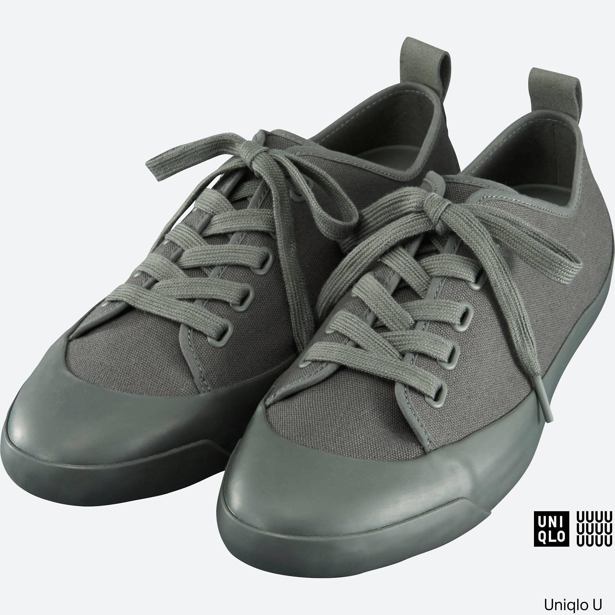 Men U Canvas Shoes Uniqlo