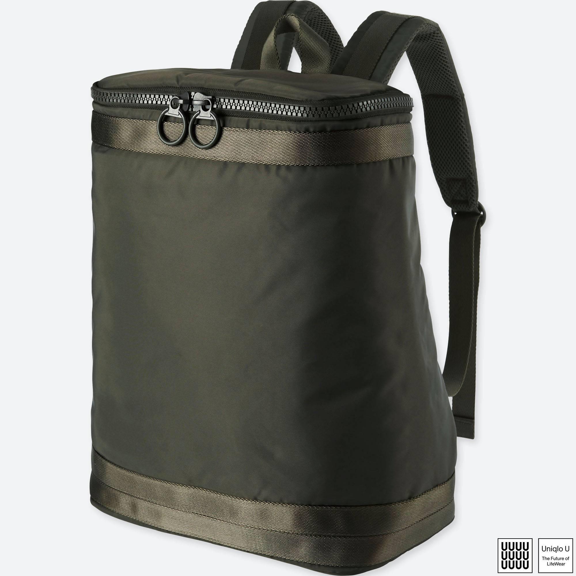 4cd7d989433 Uniqlo Men U Backpack in Green for Men - Lyst
