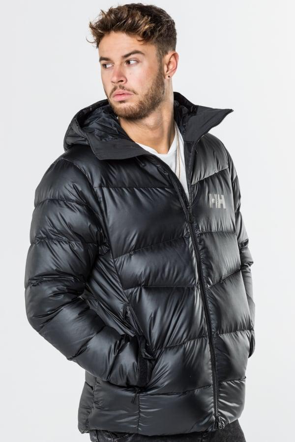 8af19819af2 Helly Hansen Vanir Icefall Down Jacket in Black for Men - Lyst