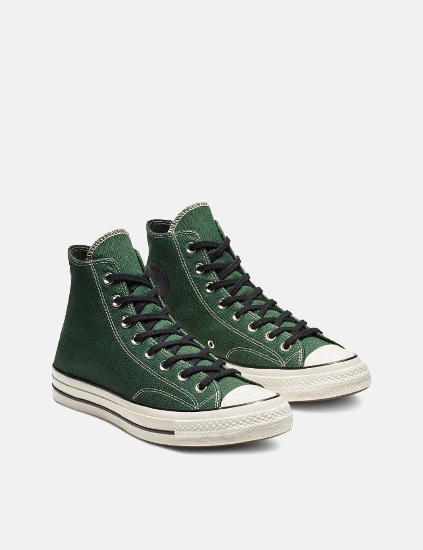 72c7579e0fc519 Lyst - Converse 70 s Chuck Hi 163332c (canvas) in Green for Men