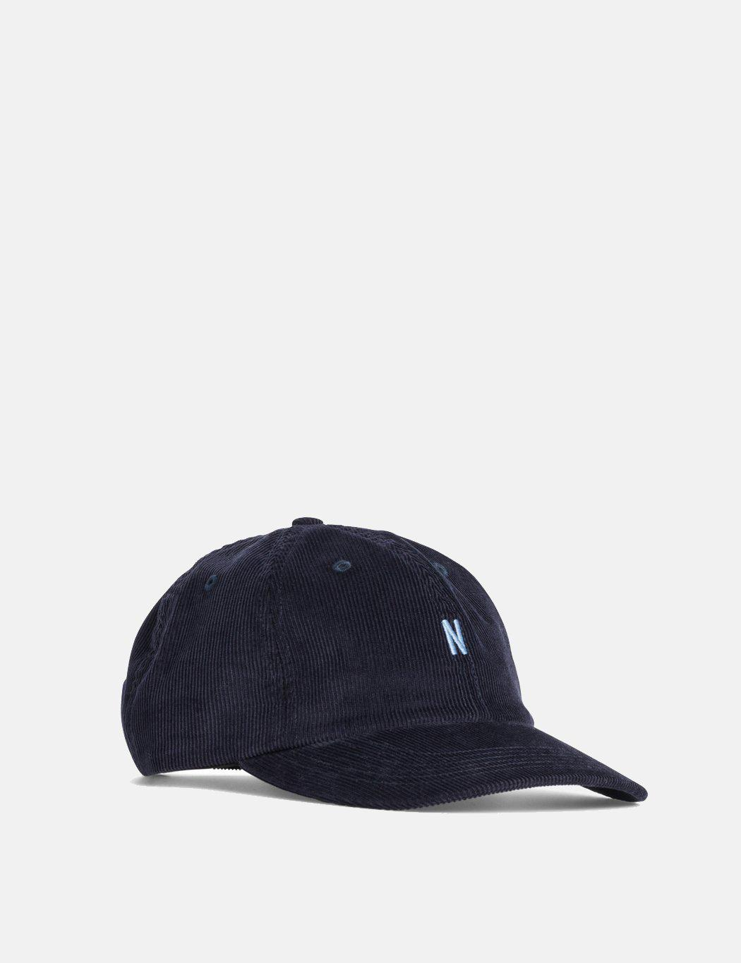 d5ed7c72972 Norse Projects Thin Cord Sports Cap in Blue for Men - Lyst