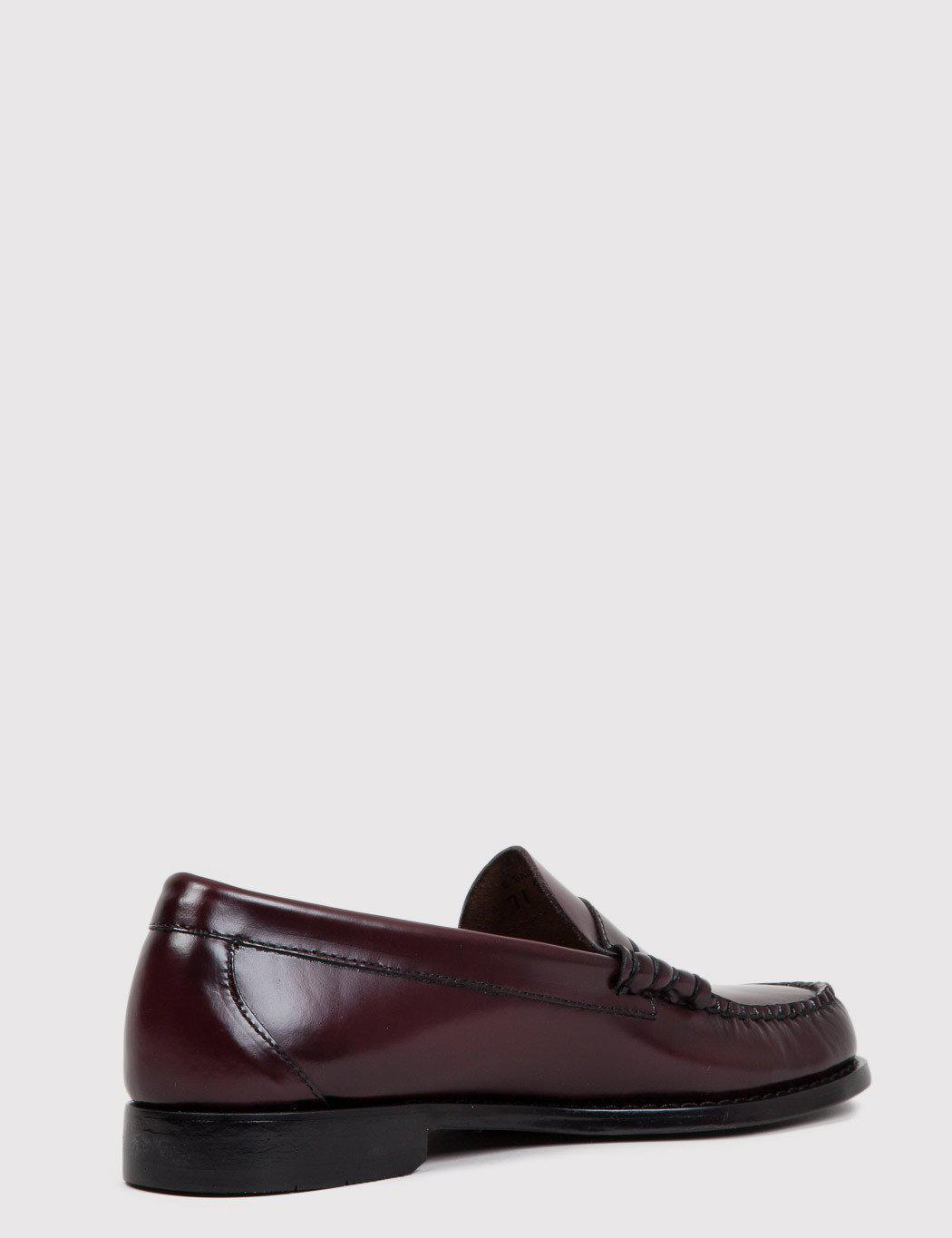 c40f7adbd55 Lyst - G.H.BASS Bass Weejun Larson Penny Loafers in Brown for Men