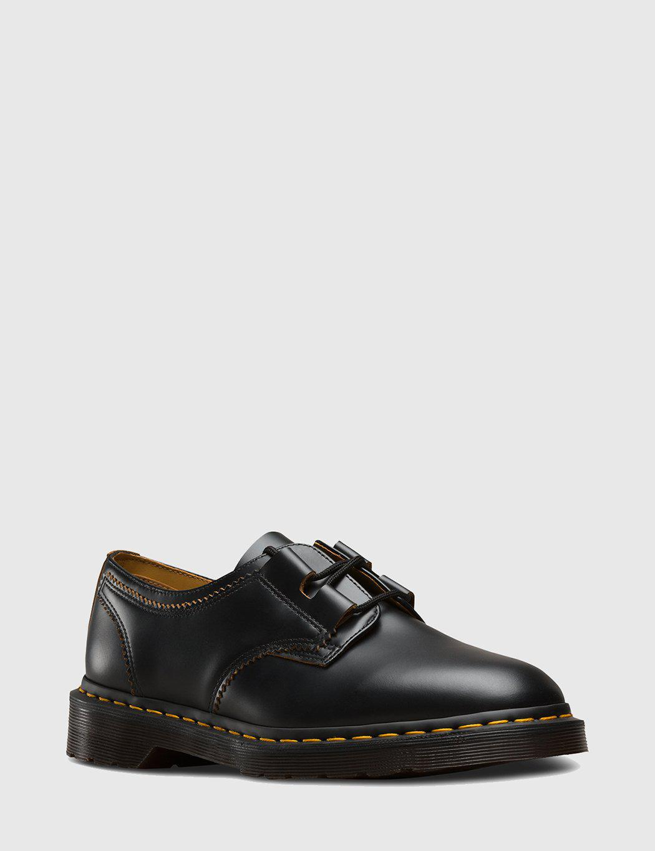 2c64579b790de Dr. Martens 1461 Ghillie Shoes in Black for Men - Lyst