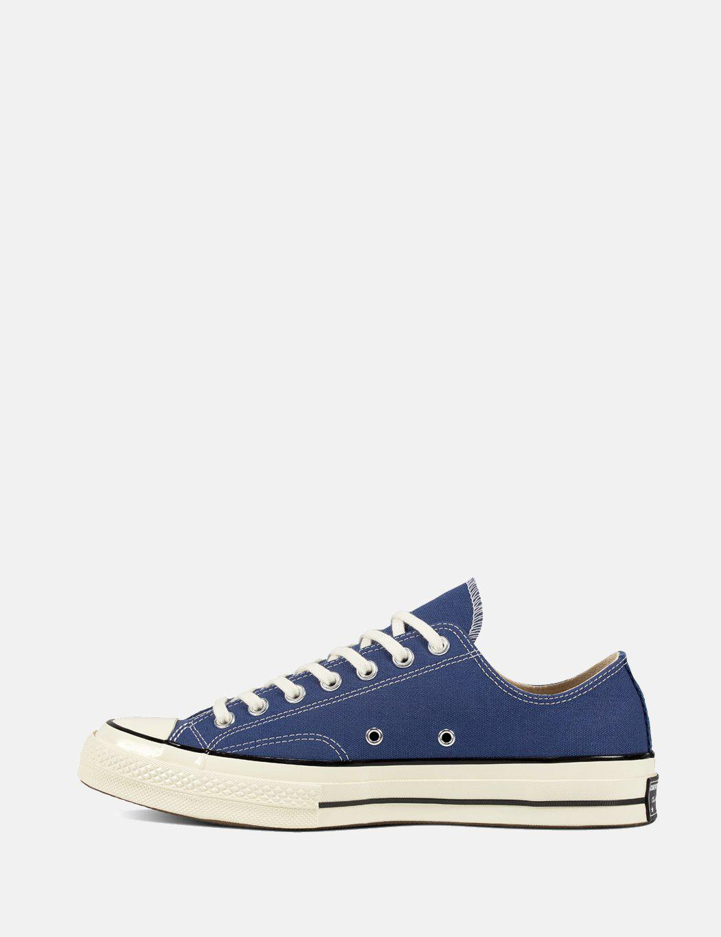 031ce554ac55 Converse 70 s Chuck Low 162064c (canvas) in Blue for Men - Lyst