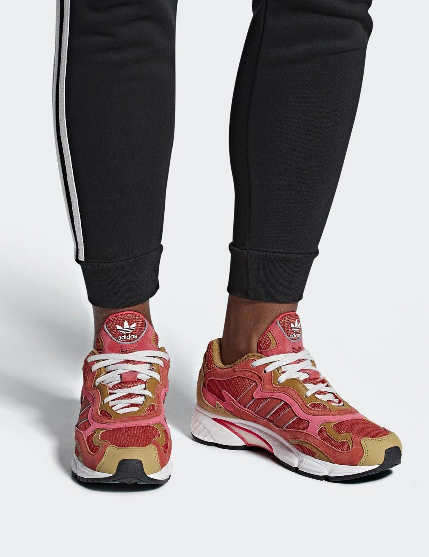 competitive price ef176 68ab5 adidas Originals Adidas Temper Run (g27922) in Red for Men -