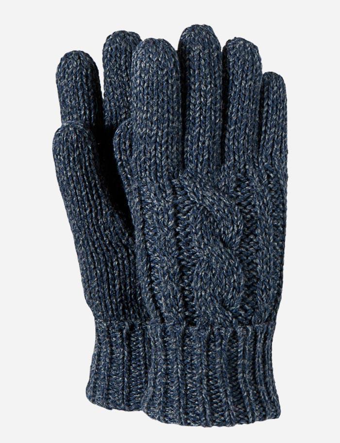 Barts Twister Gloves in Blue for Men - Lyst 36029fecb7f