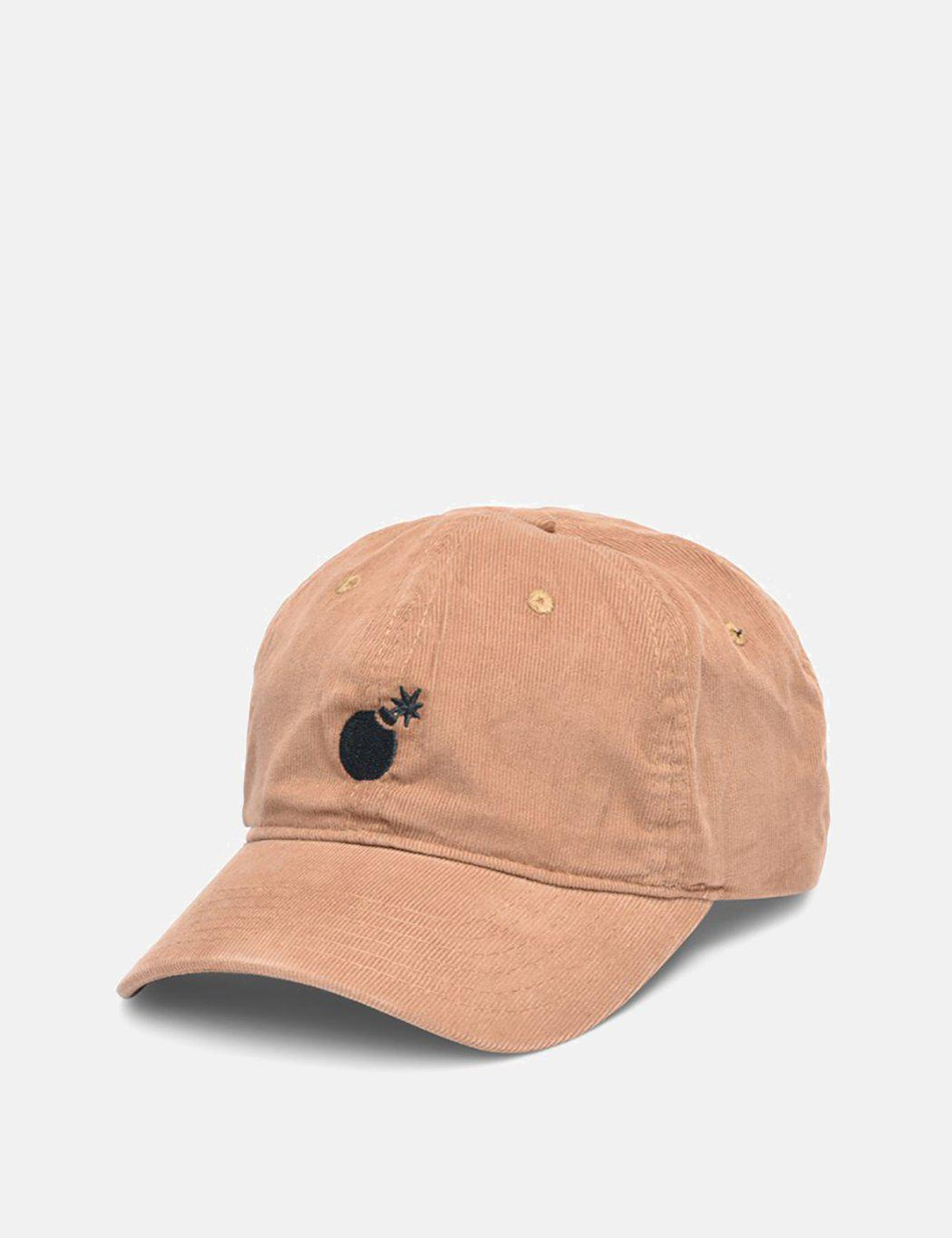 The Hundreds Solid Bomb Dad Cap in Natural for Men - Lyst b799ea62951