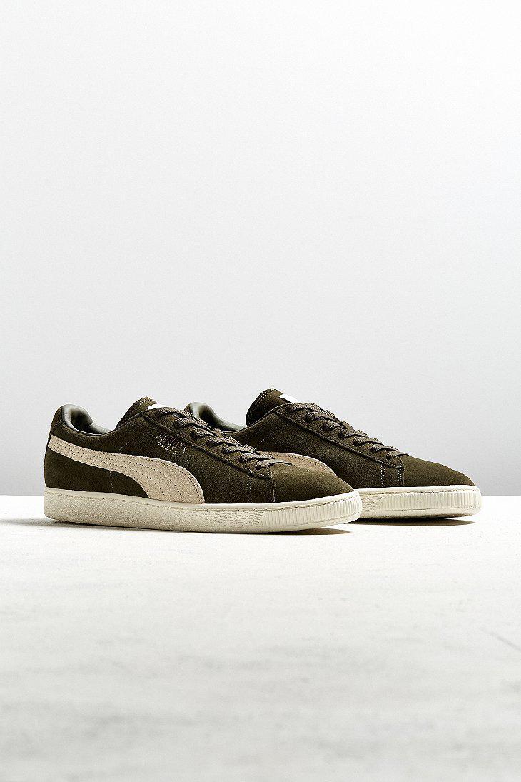 Lyst - PUMA Puma Suede Classic Plus Sneaker for Men 456138e32