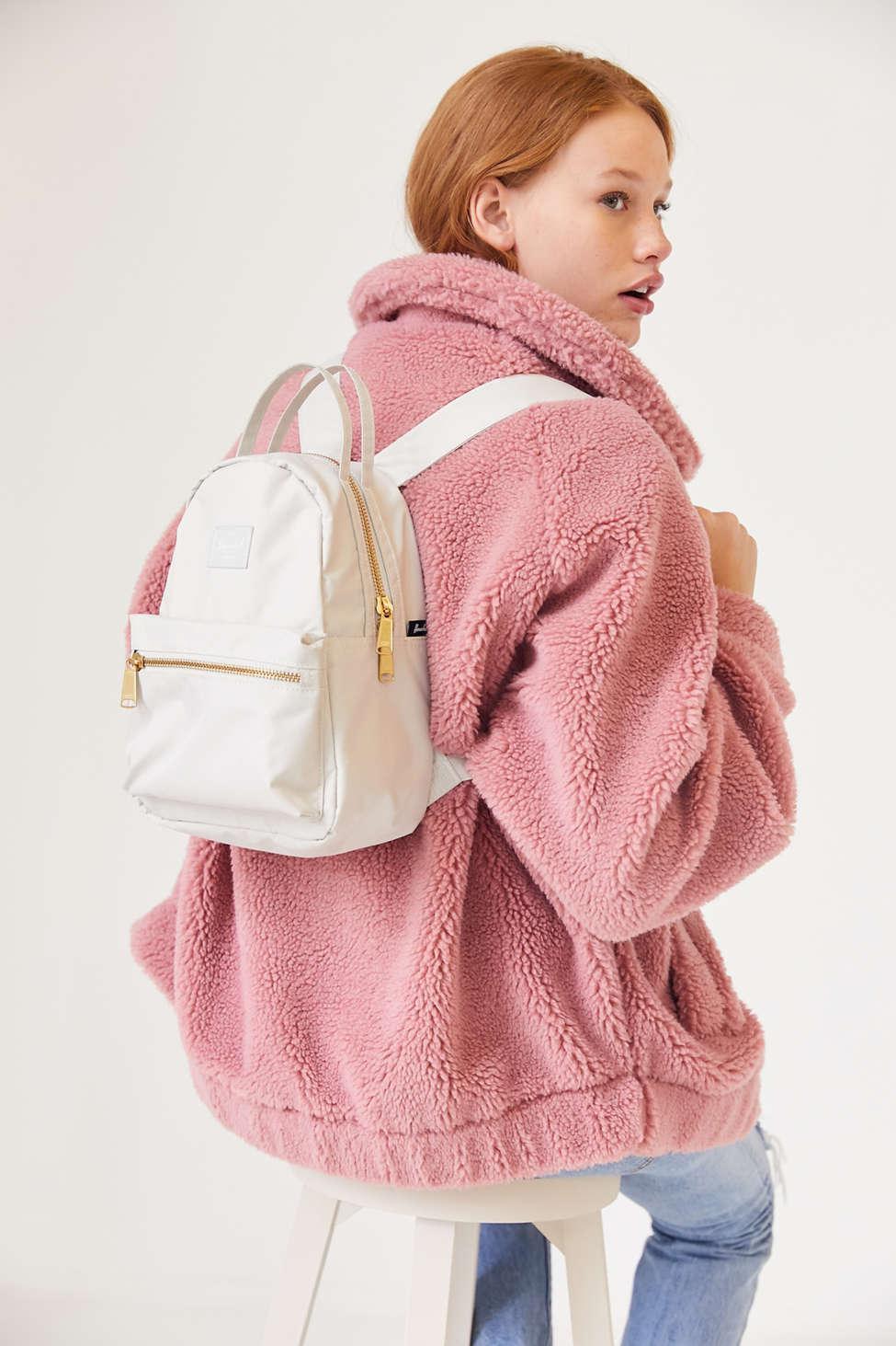 837374bf1792 Lyst - Herschel Supply Co. Nova Light Mini Backpack in Natural