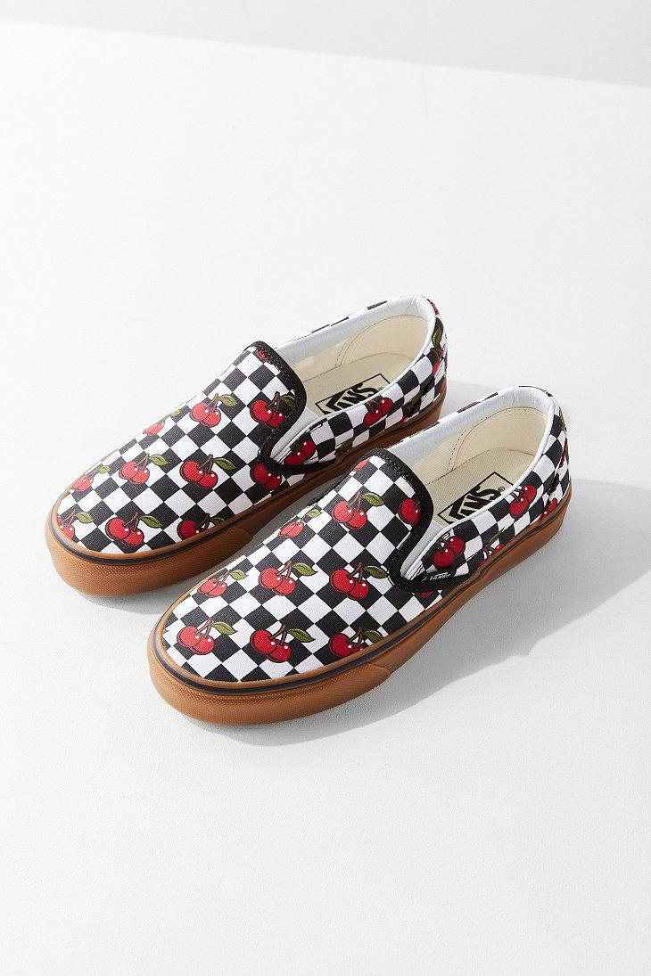 vans slip on checkerboard allegro