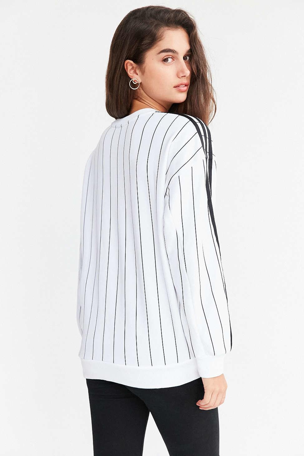 adidas originals originals sos tennis pullover sweatshirt. Black Bedroom Furniture Sets. Home Design Ideas