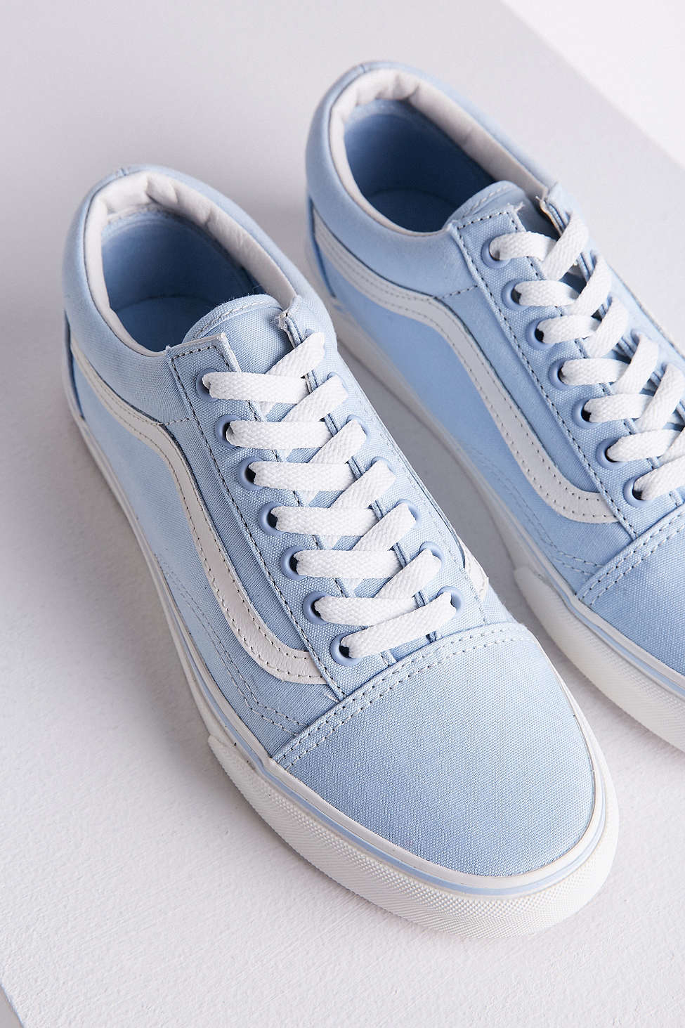 03571e2110e633 Lyst - Vans Pastel Old Skool Sneaker in Blue